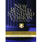 Bible: New Revised Standard Version Bible with Apocrypha by Oxford University Press