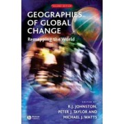Geographies of Global Change by R. J. Johnston