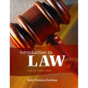 Introduction to Law by Beth Walston-Dunham