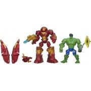 Marvel Super Hero Mashers MK44 vs. Hulk Mash Pack