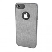 Kensington K39681WW Funda para iPhone 5, color aluminio gris