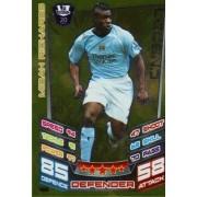 Match Attax 2012/2013 Legend Card - 469 Manchester City MICAH RICHARDS [Toy]
