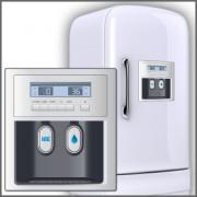 Refrigerator Upgrade Magnet - Dispenser per il ghiaccio sul tuo frigo