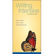 Writing Intensive by Elaine P. Maimon