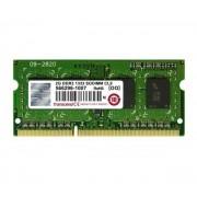 TRANSCEND-Mémoire JetRam JM1333KSN-2G 2 Go DDR3 1333 SO-DIMM 204-