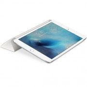 Husa Stand Apple Smart Cover pentru iPad mini 4, MKLW2ZM/A White