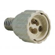 Átalakító adapter E14-ről GU10-re Life L