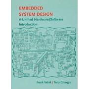 Embedded System Design by Frank Vahid