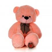 Super Giant 7 Feet Pink Bow Teddy Bear Soft Toy