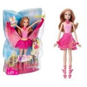 Barbie A Fairy Secret Co-Star Pink Doll