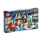 LEGO Hard to Find Items Winter Village Post Office 822pieza(s) - juegos de construcción (Multicolor)