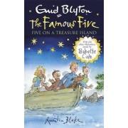 Five on a Treasure Island by Enid Blyton