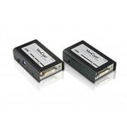 Aten VE-600A Van Cryst DVI Extender w/ Audio 1080i(60m) 1080p(40m)