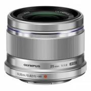 Olympus M.ZUIKO DIGITAL 25mm f/1.8 ES-M2518 argintiu