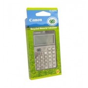 Canon LS63TG Calculator - Green (Recycled) Handheld Calculator