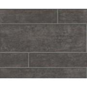 A.S. Création papel pintado Wood`n Stone marrón gris negro 10,05 m x 0,53 m 707024