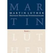 Deutsch-Deutsche Studienausgabe by Martin Luther