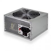 Nilox PSNI-4001 Alimentatore PC 400W ATX 24pin, 1x CPU 4pin, 2x SATA, 2x Molex, 1x FDD