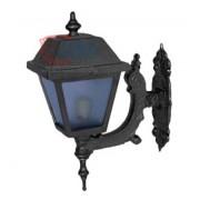 Luminária externa com braço Roma