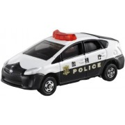 Tomica 40th Anniversary lever Biology Tomica Toyota Prius patrol car (japan import)