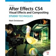 Adobe After Effects Cs4: Studio Techniques (Book W/ Dvd)