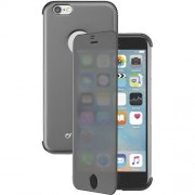 Husa Agenda Book Touch Negru APPLE iPhone 6, iPhone 6S Cellularline