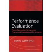 Performance Evaluation by Ingrid J. Guerra-Lopez