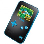 My Arcade GoGamer Portable Gaming System with 220 HiRes 16 bit Retro Style Games & 2.5 LCD Screen- Blue/Black