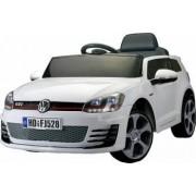 Masinuta electrica VW Golf GTI cu telecomanda White