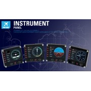 Saitek PZ46 :: Контролер Pro Flight Instrument Panel