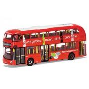 Corgi Boys New Routemaster Diecast Double Decker Coca Cola Bus