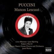 G. Puccini - Manon Lescaut (0747313303021) (2 CD)