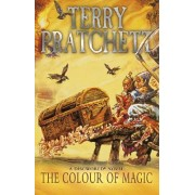 Colour Of Magic, The Discworld Novel 1 by Terry Pratchett