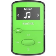 MP3 Player SanDisk Clip Jam, 8GB Flash (Verde)