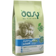 Oasy Cane Puppy & Junior Large Kg 12