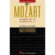 Mozart - Symphony No. 40 in G Minor/Symphony No. 41 in C Major by Wolfgang Amadeus Mozart