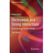 Electroweak and Strong Interactions by Florian Scheck