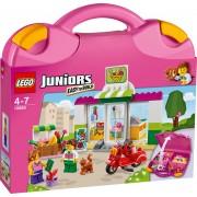 LEGO Juniors Supermarkt Koffer - 10684