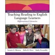 Teaching Reading to English Language Learners by Socorro G. Herrera