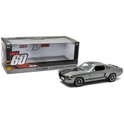 Greenlight Collectibles - 12909 - Véhicule Miniature - Modèle À L'échelle - Ford Mustang Shelby - Gt 500 Custom - Eleanor - Echelle 1/18