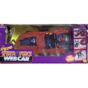 Spider-man Spider Force Web Car