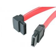 Cablu SATA-3 Gembird CC-SATA-DATA90 - angle, 50cm