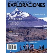 Student Activities Manual and CourseMate for Blitt/Casas' Exploraciones by Mary Ann Blitt