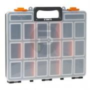 Professzionális rendszerező táska 380x330x60 mm 10992