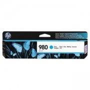 Тонер касета HP 980 Cyan Original Ink Cartridge, D8J07A
