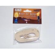 Knot bawełniany - płaski - 12mm/1m