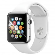 Protector de Ecrã para Relógio Apple - 42mm - Transparente