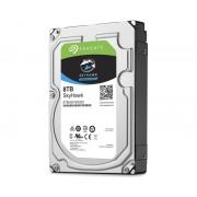 """8TB 3.5"""" SATA III 256MB ST8000VX0022 SkyHawk Surveillance HDD"""