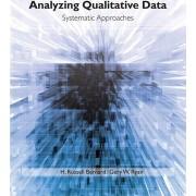 Analyzing Qualitative Data by H. Russell Bernard