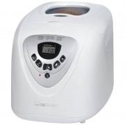 Clatronic BBA 3505 - Panificadora programable, capacidad 1 kg, 12 programas cocción, 39 posibilidades, 600 W (reacondicionado)